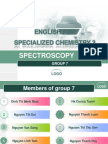 English for Specialized Chemistry 3- Group 7