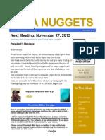 Northern Utah Prospector's Association Newsletter