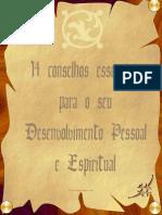 14 Dicas Para Desenvolvimento Pessoal e Espiritual, Sergio Mago