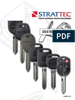 2007 Strattec Transponder Guide-Spanish