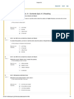 Act. 9 Contents Quiz # 2 Reading 6-10