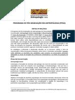 COTAS PÓS-GRADUAÇÃO  UFPA
