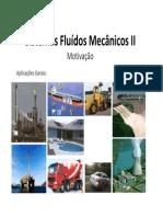 Sistemas Fluidos Mecanicos II - Aula 1