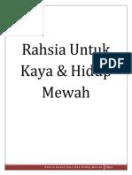 Rahsia Untuk Kaya Dan Hidup Mewah.pdf
