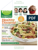 Food Network Magazine - January & February 2010