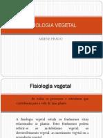 Fisiologia Vegetal