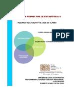 Ejercicios Resueltos - Estadistica II