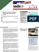 Regular contenidos en Internet viola derecho de inormación Amedi