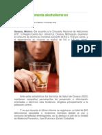 05/11/13 Ciudadania Express en Oaxaca Aumenta Alcoholismo en Mujeres