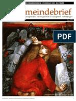 Gemeindebrief 2010 03 Ostern - 2. Ausgabe