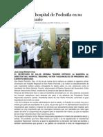 06/11/13 Nss Abanderan Hospital de Pochutla en Su XXI Aniversario