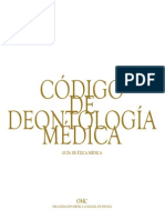 Codigo Deontología Médica OMC 2011.pdf