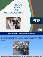 Proyecto de Acuerdo Día del Motociclista - HC. William Moreno