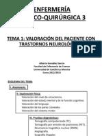 Tema 1 Valoracion Neurologia