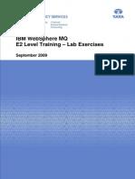 WMQ E2 Training