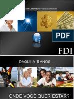 PRESENTAÇÃO FDI PORTUGUÊS