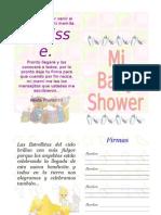 Album Baby Shower