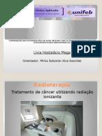 COMPARAÇÃO DAS DISTRIBUIÇÕES DE DOSE OBTIDAS COM FILTROS DINÂMICOS E FÍSICOS UTILIZANDO FILMES RADIOCRÔMICOS