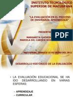 LA EVALUACIÓN EN EL PROCESO DE ENSEÑANZA-APRENDIZAJE.pptx