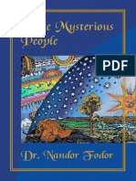 These Mysterious People by Dr Nandor Fodor