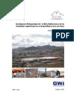 Estudio Hidrogeologico Preliminar Dfe Volcan