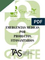EMERGENCIAS MÉDICAS POR PRODUCTOS FITOSANITARIOS