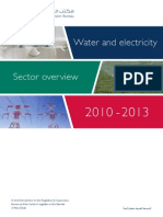 Water and Electricity Sector Overview UAE