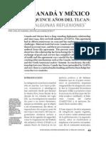 Canadá y México a 15 años TLCAN 45-61