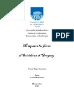 Ni Siquiera Las Flores - El Suicidio en Uruguay