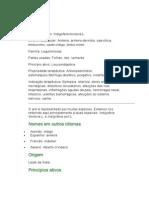 Anil - Indigofera tinctoria L. - Ervas medicinais - Ficha Completa Ilustrada