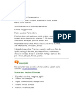 Azedinha - Rumex acetosa L. - Ervas medicinais - Ficha Completa Ilustrada