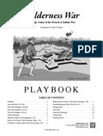 Wilderness War Playbook