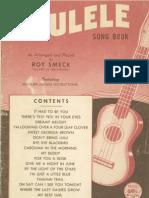 Roy Smeck's Ukulele Song Book