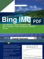 bing marketing presentation 3- final