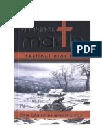 Martin, George R.R - Seria Cantec de gheata si foc - 4 - Festinul ciorilor II (v2.0).doc