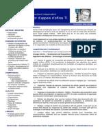 CV Abrégé_FR