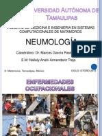 Neumologia, Enf Ocupacioles