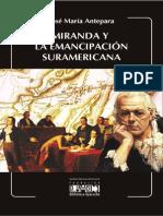 J.M. Antepara-Miranda y La Emancipacion Suramericana