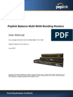 Peplink Balance v5.4 user manual