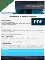 Elements Cles Dun Contrat de Sponsoring 1