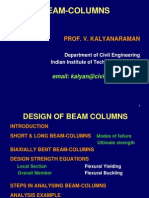 BEAM COLUMN.ppt