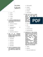 Med 12 - Examen Final de Medicina Interna SSV