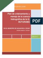 Plan de ordenamiento y manejo de la cuenca hidrográfica de la Q