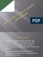 Arquitectura Cliente Servidor.pptx
