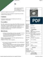 Cloreto de magnésio – Wikipédia, a enciclopédia livre