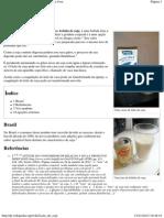 Leite de soja – Wikipédia, a enciclopédia livre
