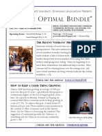 Fall 2013 Optimal Bundle