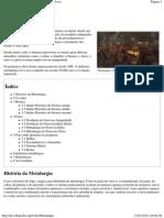 Metalurgia – Wikipédia, a enciclopédia livre