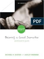 Becoming a Good Samaritan Participant's Guide, Session 1