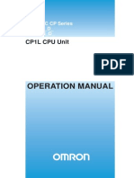 W462-E1-07+CP1L-CPU+OperManual